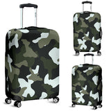 Simply Army Luggage Cover
