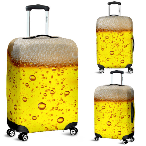 Beer Luggage Cover