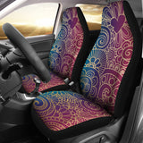 In The Sky Car Seat Cover