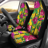 Luxury Rose Car Seat Cover