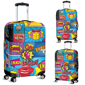 Pop Art Vol. 2 Luggage Cover
