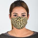 Classic Leopard Fashion Art Protection Face Mask