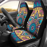 Lovely Boho Mandala Vol. 3 Car Seat Cover