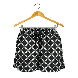 Summer Stripes Women's Shorts