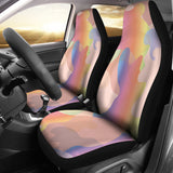 Glittering Rainbow Army Car Seat Cover
