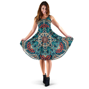 Lovely Boho Dream Women's Dress