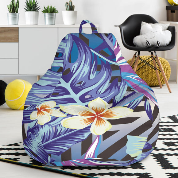 Summer Jungle Love Bean Bag Chair