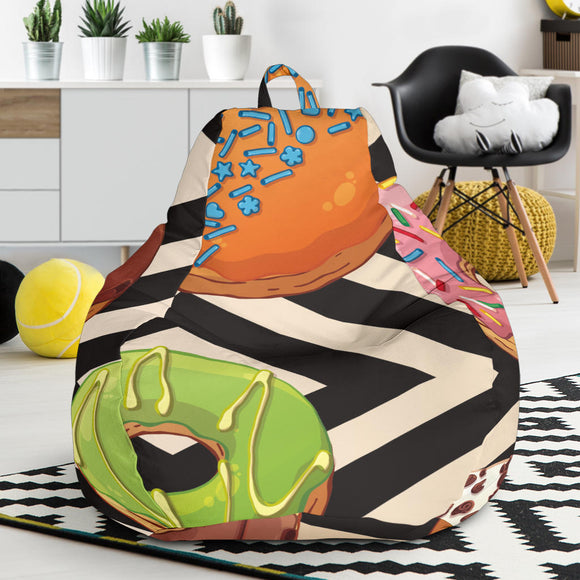 Sweet Donuts Bean Bag Chair