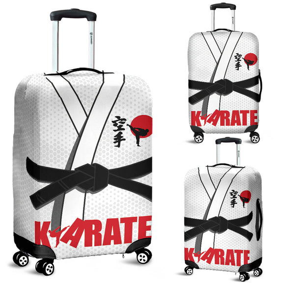 Karate Luggage Cover