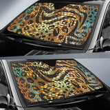 Lovely Natural Auto Sun Shades