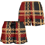 Extraordinary Chain Women's Shorts