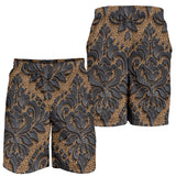 Royal Black Men's Shorts