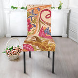 Royal Paisley Dining Chair Slip Cover