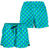 Mermaid Tail Women's Shorts