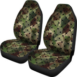 Army Net Car Seat Cover