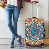 Lovely Boho Mandala Vol. 3 Luggage Cover