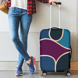 Stunning Colors Luggage Cover