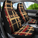 Extraordinary Chain Car Seat Cover