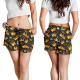 Queen And King Women's Shorts