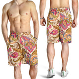 Royal Paisley Men's Shorts