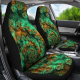 Psychedelic Love Car Seat Cover
