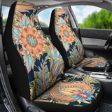 Romantic Paisley Car Seat Cover