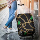 Luxury Chain Luggage Cover