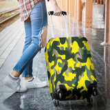 Visible Camouflage Luggage Cover