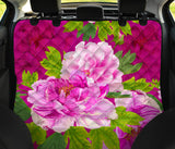 Pink Peony Lovers Pet Seat Cover