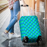 Mermaid Tail Luggage Cover