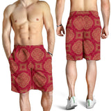 Royal Red Men's Shorts