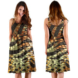 Lovely Natural Women's Dress