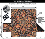 Lovely Boho Dream Vol. 2 70'' Sofa Protector