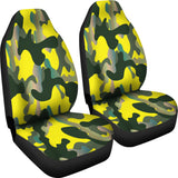 Visible Camouflage Car Seat Cover