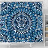 Lovely Boho Mandala Vol. 2 Shower Curtain