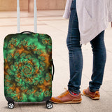 Psychedelic Love Luggage Cover