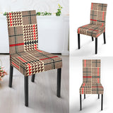 Awesome Tartan Plaid Dining Chair Slip Cover
