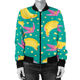 Banana Split Women's Bomber Jacket