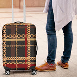Extraordinary Chain Luggage Cover