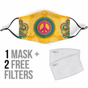Peace Protection Face Mask