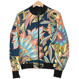Romantic Paisley Women's Bomber Jacket