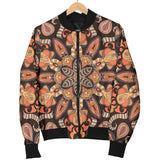 Lovely Boho Dream Vol. 2 Women's Bomber Jacket