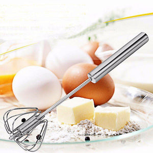 BUY 2 FREE SHIPPING - Semi Automatic Egg Beater