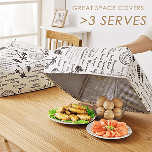 Foldable Insulating Food Cover(Buy two free shipping)