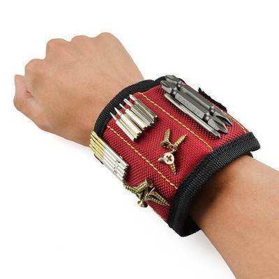 MAGNETIC WRISTBAND PORTABLE[Today Only]