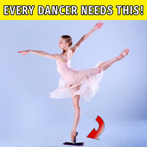 (BUY TWO FREE SHIPPING)THE ULTIMATE DANCE & BALLET BOARD-GREAT TOOL