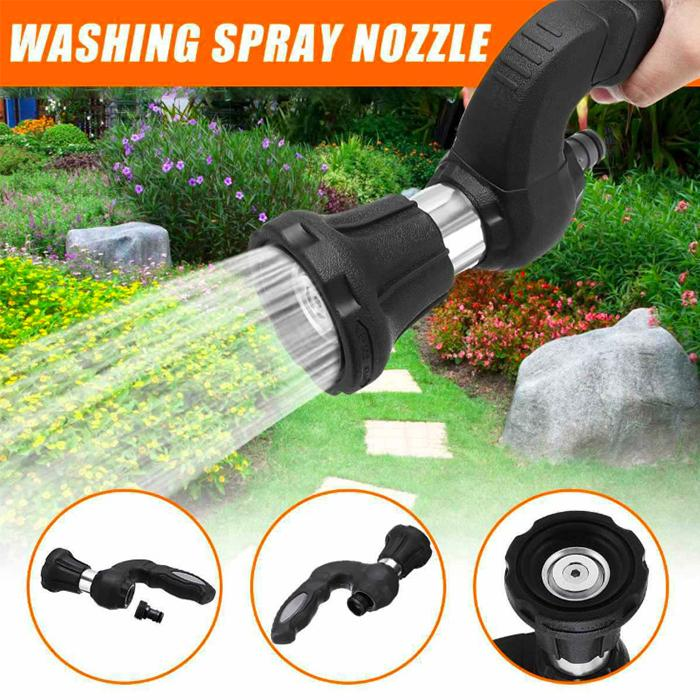 MIGHTY BLASTER HOSE NOZZLE(Free shipping)