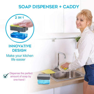 SOAP PUMP(BUY TWO GET ONE FREE)