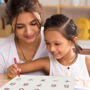 (🎊Preschool Gifts) Ms. Mona's Magnetic Alphabet Learner