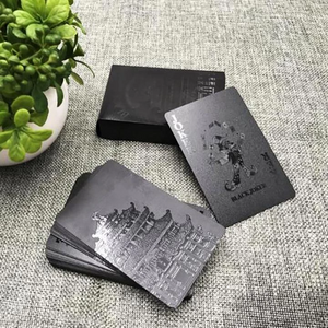 (HOT🔥Buy 2, Get 1 FREE)Black Diamond Playing Cards[Today Only]